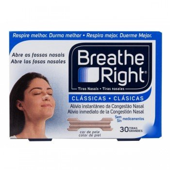BREATHE RIGHT TIRA NASAL...