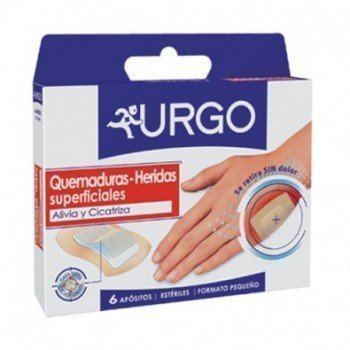 URGO QUEMADURA...