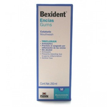 BEXIDENT ENCIAS COLUTOR 250 ML