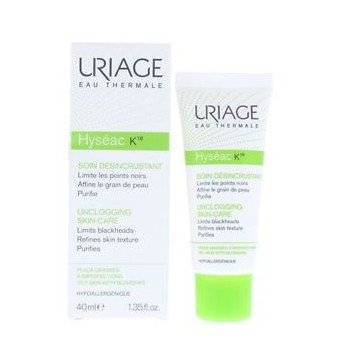 HYSEAC K18 URIAGE 40 ML
