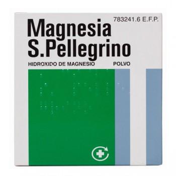 MAGNESIA SAN PELLEGRINO 3.6...