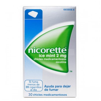NICORETTE ICE MINT 2 MG 30...