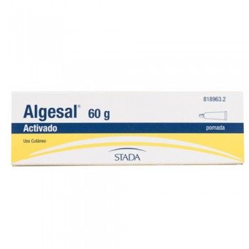 ALGESAL ACTIVADO POMADA 60 G