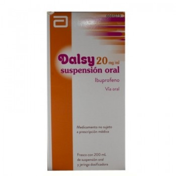 DALSY 20 MG/ML SUSPENSION...