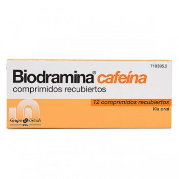 BIODRAMINA CAFEINA 12...