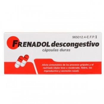 FRENADOL DESCONGESTIVO 16...
