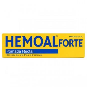 HEMOAL FORTE POMADA RECTAL...