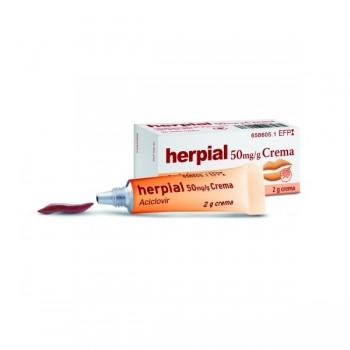 HERPIAL 50 MG/G CREMA 1...