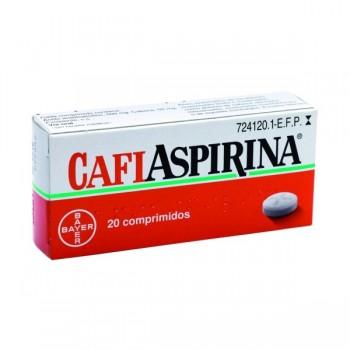 CAFIASPIRINA 500/50 MG 20...