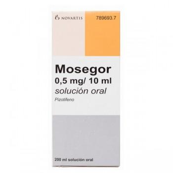 MOSEGOR 0,25 MG/5 ML...