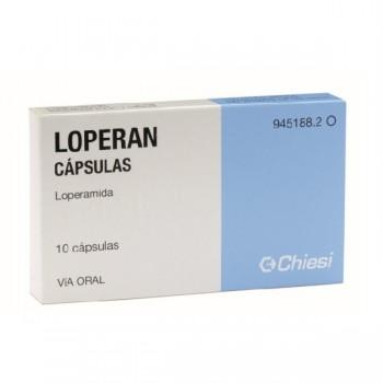 LOPERAN 2 MG 10 CAPSULAS