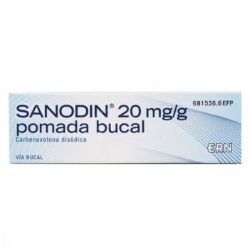 SANODIN 20 MG/G POMADA...