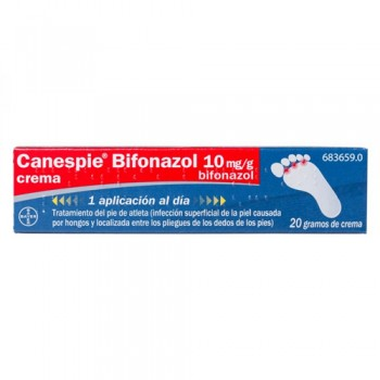 CANESPIE BIFONAZOL 10 MG/G...