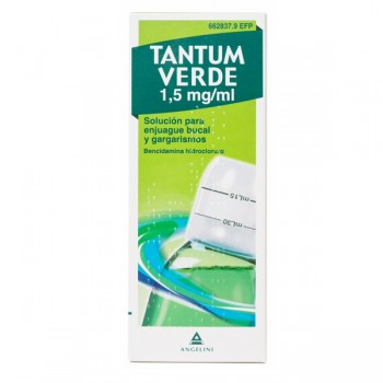 TANTUM VERDE 1,5 MG/ML...