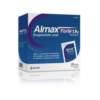ALMAX FORTE 1,5 G 24 SOBRES...