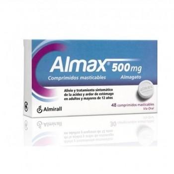ALMAX 500 MG 48 COMPRIMIDOS...