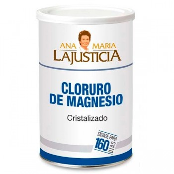 CLORURO DE MAGNESIO 400 G...