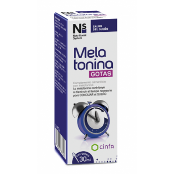 NS MELATONINA GOTAS  1 MG...