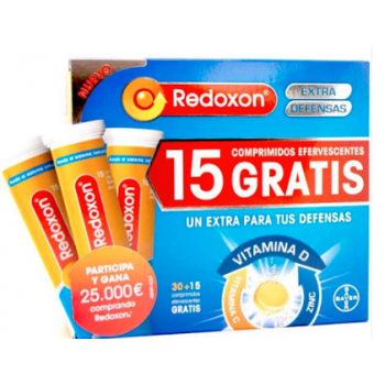 REDOXON 30 COMP EFER + 15...