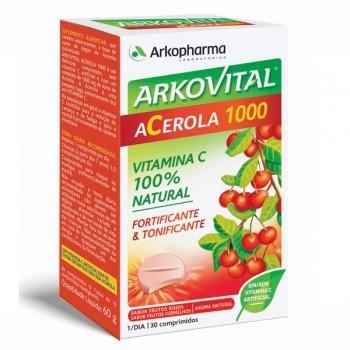 ARKOVITAL ACEROLA 1000...