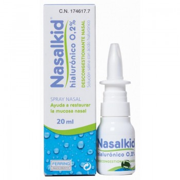 NASALKID NASAL SPRAY...