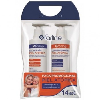 FARLINE PACK ATOPICA  GEL +...