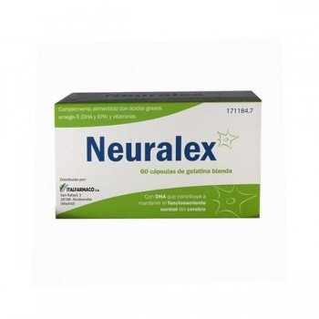 NEURALEX CAPS DE GELATINA...